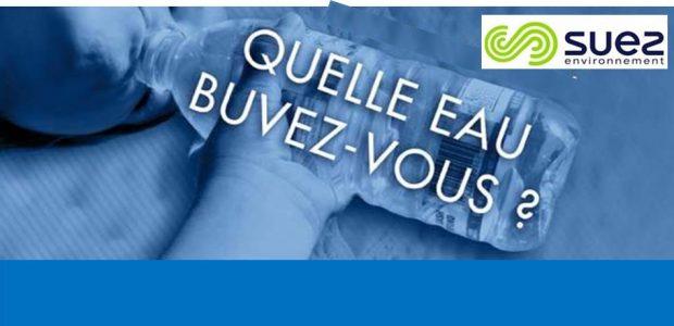accès à la page : la commune, le Syndicat Mixte de la Région d'Issoire, Quelle eau buvez-vous à Authezat ? accès au bilan reçu le 12 08 2019 sur la qualité de l'eau de consommation distribuée à Authezat en 2018  Partagez