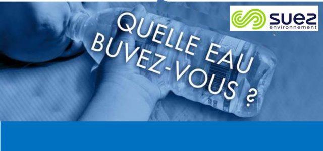 accès à la page : la commune, le SIVOM de la Région d'Issoire, Quelle eau buvez-vous à Authezat ?