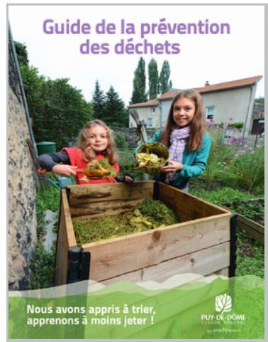 Le Conseil général du Puy-de-Dôme a publié un guide de la prévention des déchets. On peut se le procurer à la mairie ainsi que des étiquettes «stop Pub» à mettre sur sa boîte aux lettres.