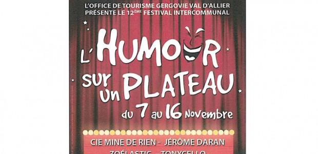 A l'occasion du 12ème festival intercommunal, les communes de Gergovie Val d'Allier Communauté accueilleront les spectacles programmés : >>>Consultez toutes les programmations du 7 au 16 novembre Partagez