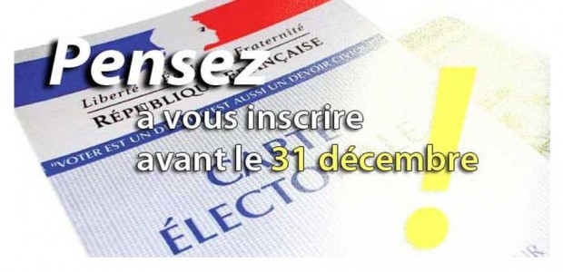 Les retardataires pourront s'inscrire samedi 31 décembre 2016 entre 9h et 12h à l'agence postale communale. Au premier semestre 2017, auront lieu l'élection présidentielle (le 23 avril et le 07 mai), puis les législatives (le 11 juin et le 18 juin) et pour pouvoir voter dans sa commune de résidence, il est indispensable d'être inscrit sur [...]