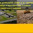 >>> prenez connaissance de l'arrêté d'autorisation de valorisation des boues du 23 décembre 2014 Du lundi 18 août au vendredi 19 septembre 2014 s'est déroulée l'enquête publique sur le projet de plan d'épandage des boues de la station d'épuration des Trois Rivières. >>>accès au dossier sur le site internet de Clermont Communauté ⇒ avis d'enquête, l'atlas [...]