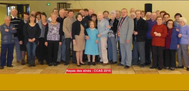 >>>Repas du Centre Communal d'Action Sociale, accès à la page du CCAS Partagez