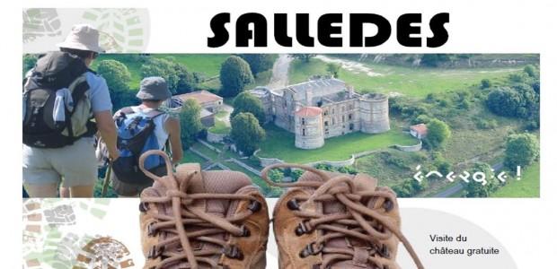 Dimanche13 Mars : Randonnée du Château   >>>Voir l'affiche 3 parcours :  7 kms ( Départ de 9h à 15h ) 14 kms ( Départ de 9h à 13h) 25 kms ( Départ de 8h à 11h )  Ravitaillement sur tous les circuits : soupe,vin chaud, salé, sucré, café… Visite du château à 11h, 14h et 16h. Randonnées dans le [...]
