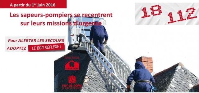 >>>Clic pour agrandir A partir du 1er juin 2016, les sapeurs-pompiers se recentrent sur leurs missions d'urgences. En effet, sur les 52 000 interventions effectuées en 2015, près de 7 000 ne relèvent pas des secours urgents. Il s'agit principalement des destructions de nids d'hyménoptères (guêpes…) et de déblocage d'ascenseur. Autant d'interventions qui ne relèvent pas [...]