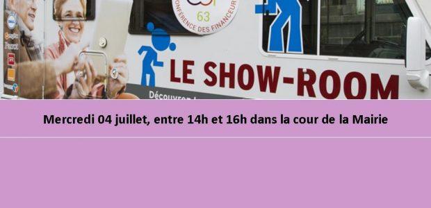 Le bus-Show room de Famiclic sera installé dans la cour de la Mairie entre 14h et 16h, mercredi 04 juillet >>>plus d'informations Le Conseil départemental du Puy-de-Dôme en sa qualité de pilote de l'action sociale et de la politique gérontologique, l'Agence régionale de Santé (ARS) au titre de ses compétences, l'Etat au titre de ses compétences, [...]