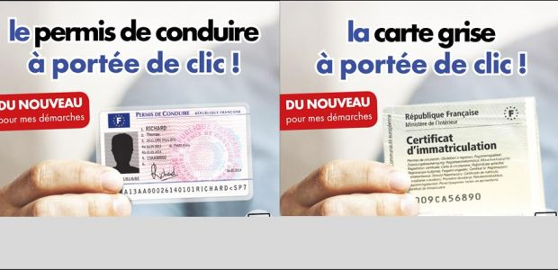 >>>Accès au site de la Préfecture du Puy-de-Dôme >>>Flyer concernant le permis de conduire >>>Flyer concernant le certificat d'immatriculation Partagez