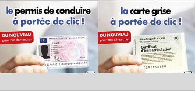 >>>Accès au site de la Préfecture du Puy-de-Dôme >>>Flyer concernant le permis de conduire >>>Flyer concernant le certificat d'immatriculation