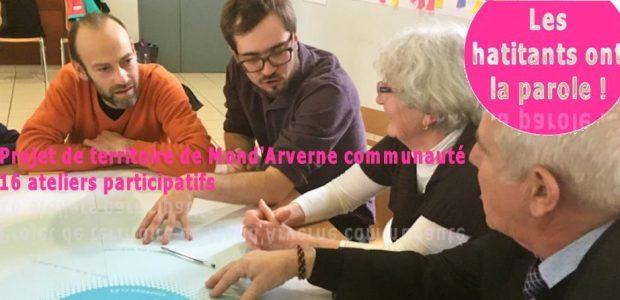 Vous avez la parole! De février à avril, 16 ateliers participatifs ouverts à tous   Partagez