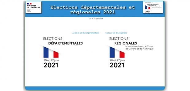 Consultez tous les résultats des scrutins du 20 juin 2021 et du 27 juin 2021 : https://elections.interieur.gouv.fr/   Partagez