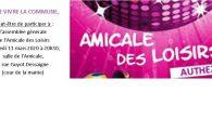 >>>Invitation à l'assemblée générale mercredi 11 mars