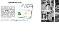 >>>mobilité électrique du réseau « IRVE-TE63 »