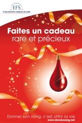 Faites un cadeau rare et précieux Une idée originale pour Noël, Offrez votre sang Aquelques jours de Noël, 49 personnes âgées de 21 à 67 ans, sont venues offrir leur sang, lundi 1er décembre à la salle des fêtes d'Authezat. Le don du sang est indispensable et précieux. Autour de nous, chaque jour,nous apprenons qu'un ami, un voisin, viennent [...]