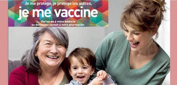 La vaccination est un moyen de prévention indispensable contre certaines maladies infectieuses (tétanos, rougeole, coqueluche, méningite…).   Pour être protéger et protéger les autres, les vaccinations doivent être à jour.  >>>Du 20 au 25 avril 2015 : 9e édition de la Semaine européenne de la vaccination  >>>Le calendrier des vaccinations 2015 publié par le ministère chargé de la Santé  >>>Affiche [...]