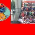 Après la surprise d'une alerte incendie dans le cadre d'un exercice de prévention, les jeunes élèves de l'école du RPI Authezat-La Sauvetat se sont réconfortés en essayant le costume du pompier. Mais ce n'était pas sans compter sur la curiosité des enfantsqui ont apprécié de visiter le véhicule et l'essai du petit coup de sirène! Ces [...]