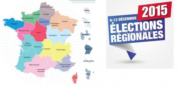 Elections régionales : scrutins des dimanches 6 et 13 décembre 2015 Il s'agira d'élire les 204 élus au conseil régional Rhône-Alpes Auvergne. Les régions ont été redécoupées, le nombre des régions métropolitaines est ramené à 13 au lieu de 22 à compter du 1er janvier 2016. 7 fusions sont prévues :  Alsace et Lorraine avec la Champagne-Ardenne Auvergne et Rhône-Alpes Bourgogne [...]